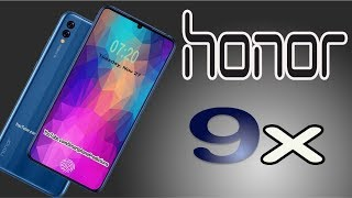 Honor 9x - First Look, Full Screen, Price, Specifications, 5G Network (Concept)