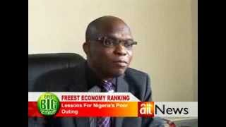 Dr. Emeka Okengwu's interview on Nigeria's ranking in the in the world economy ranking.
