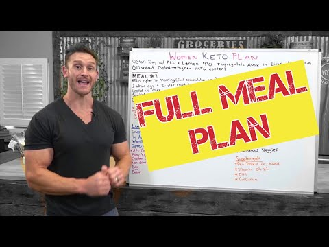 full-women's-keto-meal-plan---what-you-should-eat-in-a-day