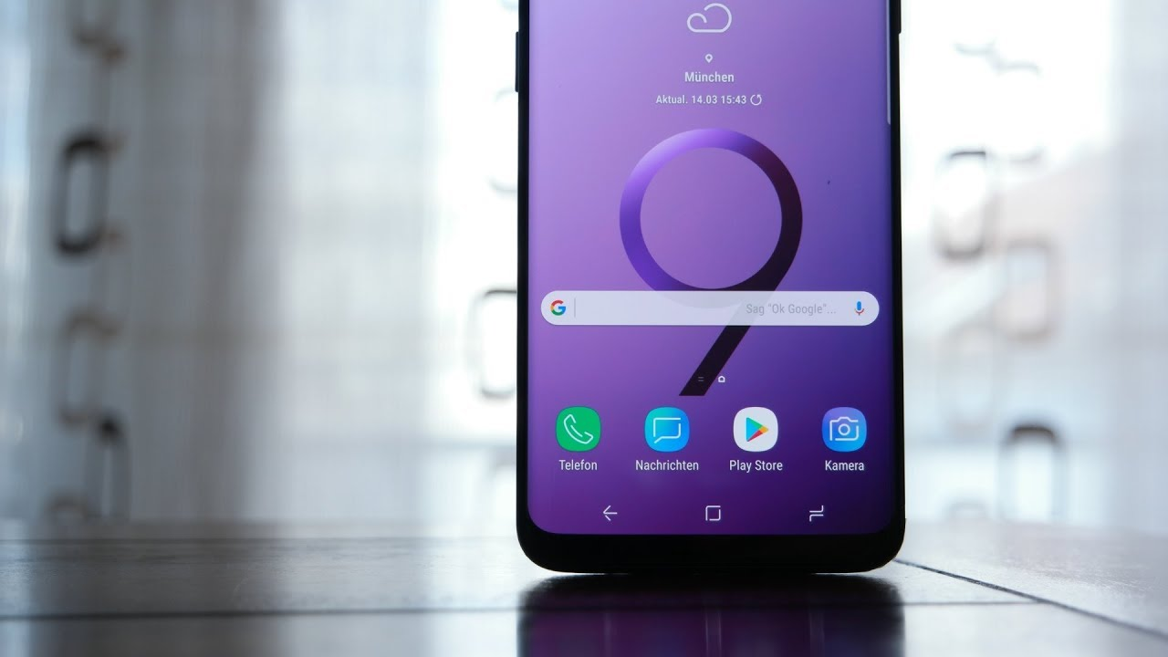 SAMSUNG GALAXY S9 PLUS ROOT