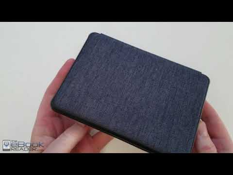 Kindle Paperwhite Fabric Water-Safe Cover Review