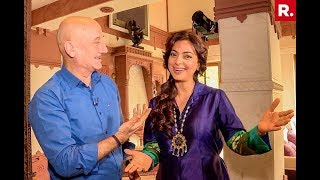 Anupam Kher's 'People' with Juhi Chawla | Exclusive Promo