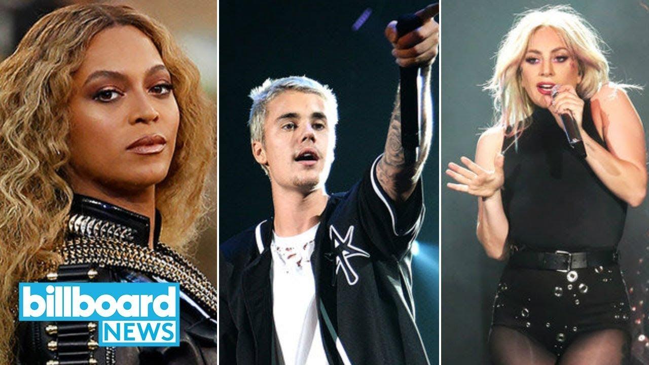 Billboard Fan Army Face-Off in Times Square: Sheerios, Beliebers & More! | Billboard News