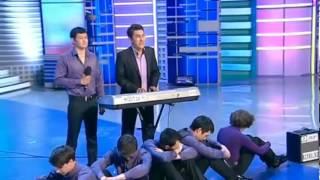 �������� ���� Камызяки   Песня про мэра без цензуры в эфире  КВН 2012 ������