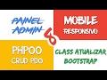 Painel Responsivo com Bootstrap CRUD Class Atualizar 08