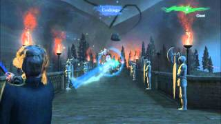 Harry Potter and The Deathly Hallows part 2 The Video Game