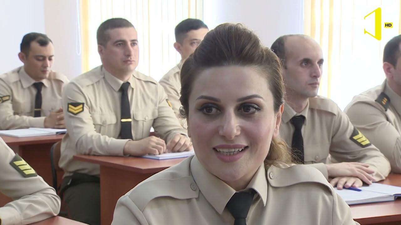 Hərbi polis azad edilmiş ərazilərdə təhlükəsizliyin təmin edilməsində iştirak edir
