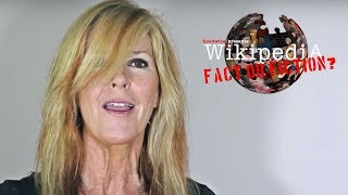 Lita Ford - Wikipedia: Fact or Fiction?