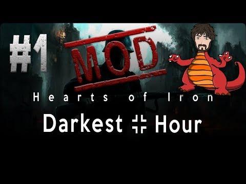 Hearts of Iron 4: Darkest Hour Mod - Germany | #1