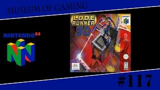 Museum of Gaming 117 - Lode Runner 3d
