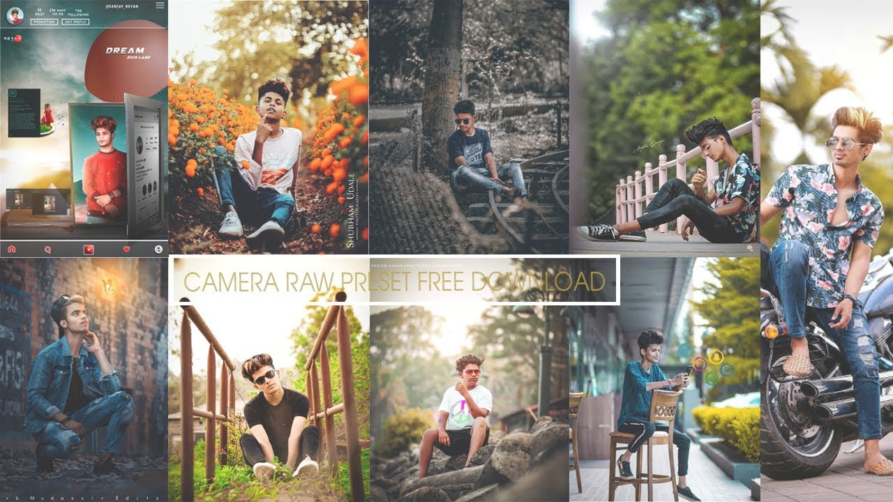 adobe photoshop cc camera raw presets free download