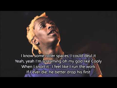 Young Thug - Digits (Lyrics)