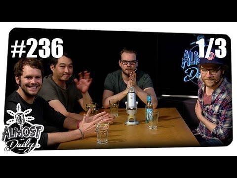 [1/3] Almost Daily #236 LIVE | Themen: Paranormales, Bahngeschichten, Kochen | 08.05.2016