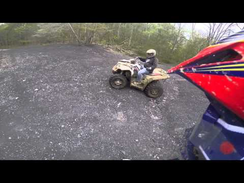 Wayne National Forest May 2014 riding