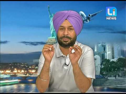 16 Aug Navneet Singh GO Global Visa Live show (Immigration) Living India