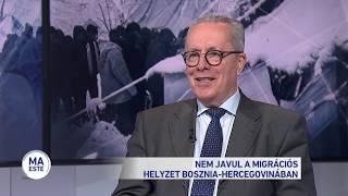 Nem javul a migrációs helyzet Bosznia-Hercegovinában
