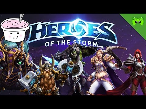 HEROES OF THE STORM # 19 - MÜNZEN «» Let's Play HotS | Full HD