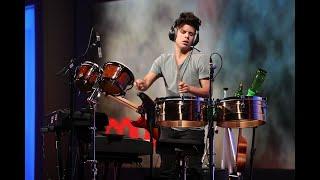 Rudy Mancuso performs at Recode