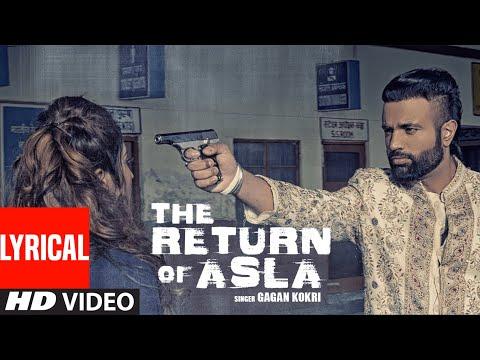 The Return Of Asla: Gagan Kokri Lyrical Song  New Punjabi Songs  T-series Apnapunjab