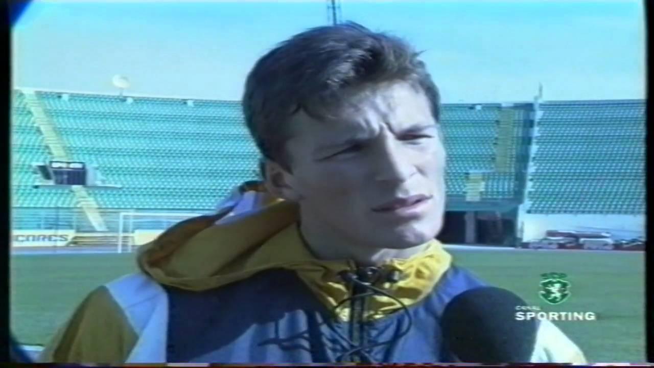 Atletismo :: Entrevista a Rui Silva (Sporting) em 18/02/1999