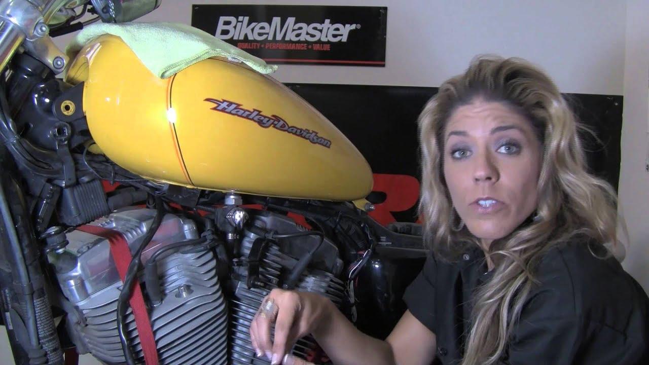 totw barons motorcycle tachometer tips and tricks video tutorial [ 1280 x 720 Pixel ]
