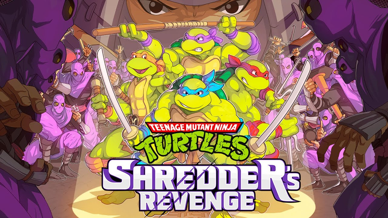 Teenage Mutant Ninja Turtles: Shredder's Revenge Trailer - Official Gameplay Announcement