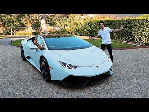 MY BRAND NEW CAR!! (I GOT THE LAMBORGHINI) | FaZe Rug