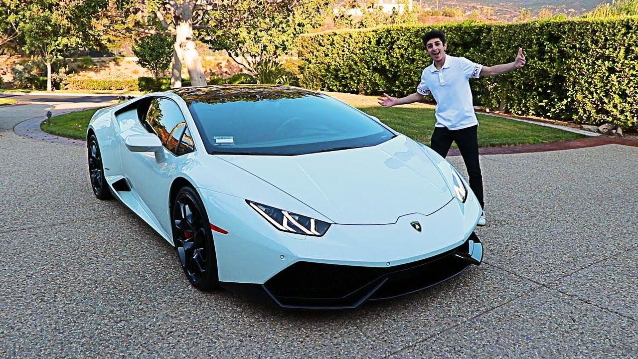 My Brand New Car I Got The Lamborghini Faze Rug