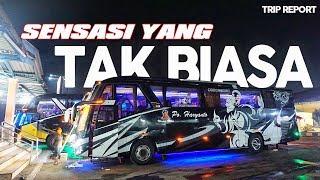 Trip report kali ini saya naik PO Haryanto HR 138 Batavia Reborn ka...