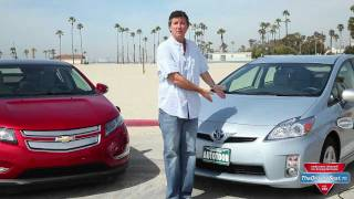Plug-in Hybrids...Volt vs. Prius