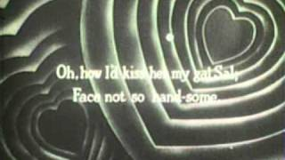 My Gal Sal [1930] Screen Songs Cartoon