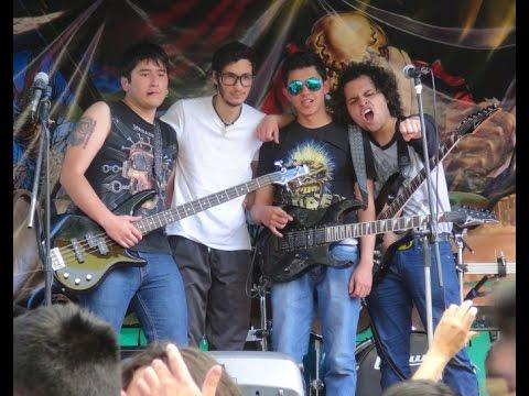 Chernobyl en el Prado (Concierto completo en Beast Over Bolivia. A Bolivian Tribute to Iron Maiden)