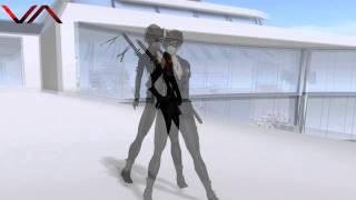 Vista Animations FELINA AO (Second Life)