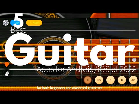 5 Best Guitar Apps For Android Of 2019 [1080p/60fps]