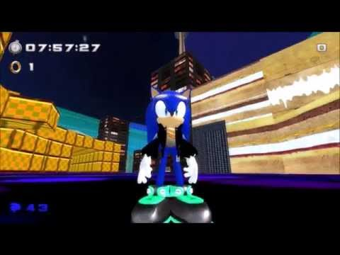 Sonic World New Hub World Progress 2 Youtube