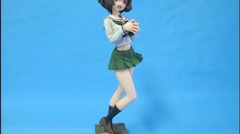 Yukari Akiyama Girls und Panzer 1/7 Volks CharaGumin GK