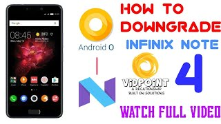 How To Root Infinix Note 4