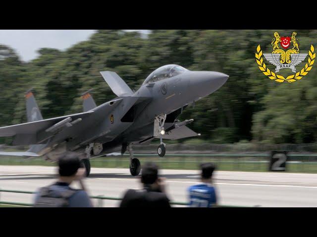 RSAF Exercise Torrent 2016 - Montage