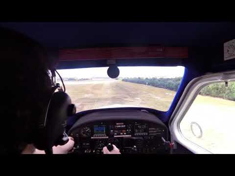 20180313 Steep Short Field Landing