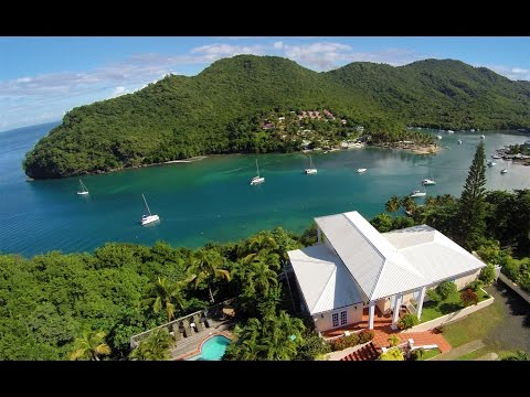 The Great House of Marigot Bay | A St. Lucia Home Rental