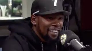 Kevin Durant DESTROYS Knicks, Says They Just Aren