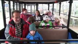 "Bimmelbahn ""Watt´n Express"" mittwochs in Jever"