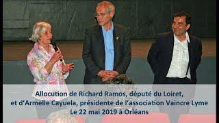 Lancement de l'association Vaincre Lyme le 22 mai 2019