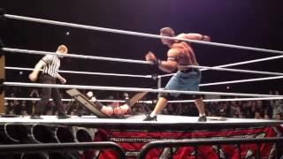 WWE RAW HOUS SHOW MOSCOW