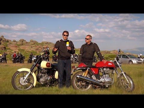 Motosx1000 : Extremadura Challenge con las Royal Enfield