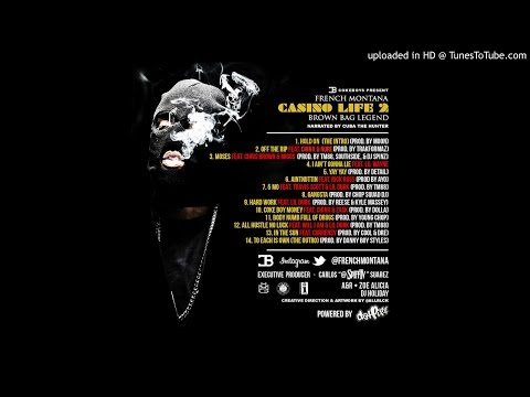 French Montana - 06 - 5 Mo ft Travis Scott  Lil Durk (Prod by TM808) (DatPiff Exclusive)