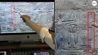 Massimo Barbetta, Mauro Biglino e il muro di Luxor: spunti e riflessioni