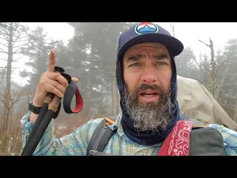 Appalachian Trail 2018 Day 27 Silers Bald Shelter to Newfound Gap