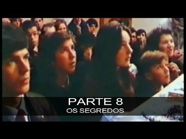 DVD MEDIUGÓRIE - APRESSAI A VOSSA CONVERSÃO - PARTE 8 - OS SEGREDOS