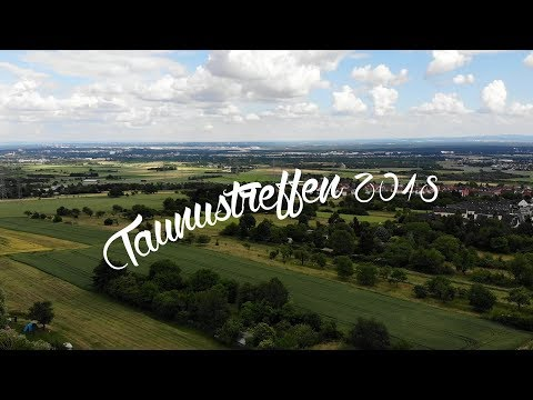 Taunustreffen 2018 - Buggy (street legal) Meeting in Germany/Frankfurt
